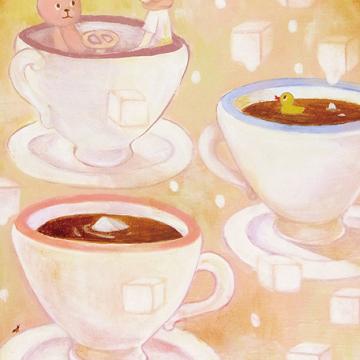 いつかきみとコーヒーカップs