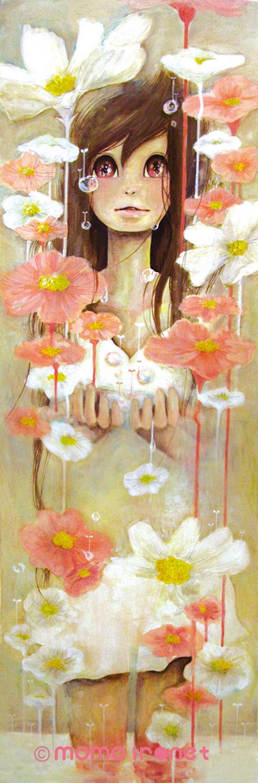 ナミダの花