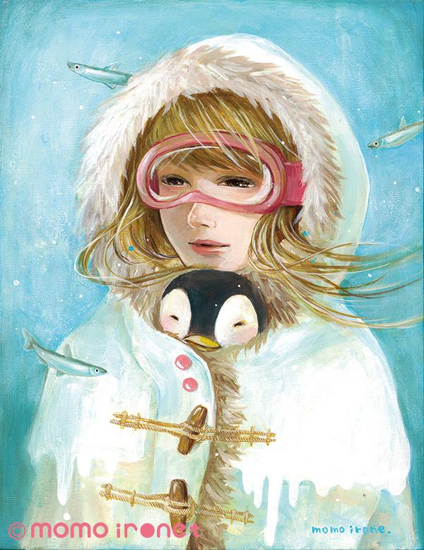 ペンギン系女子