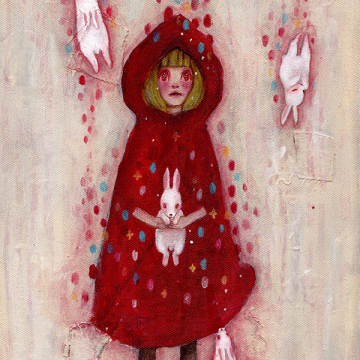 赤いキオクの案内人